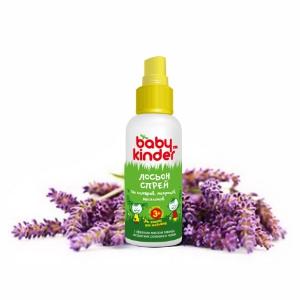 Лосьон-спрей для малышей