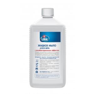 Антибактериальное жидкое мыло « АЛОЭ ВЕРА» в флаконе с крышкой